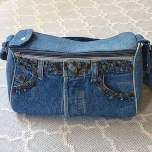 denim bag/ Levi's